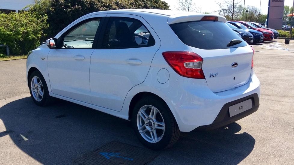 Ford KA Plus 1.2 85 Zetec 5dr image 7