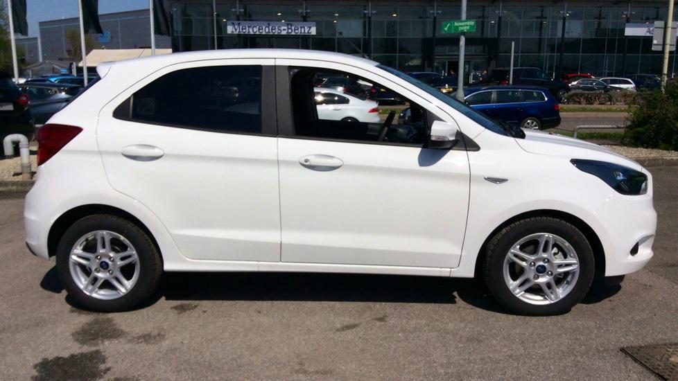 Ford KA Plus 1.2 85 Zetec 5dr image 4