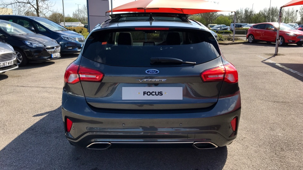 Ford Focus Vignale 1.0 EcoBoost 125 5dr Auto image 6