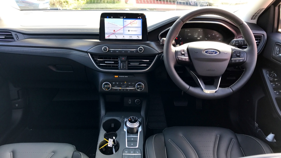 Ford Focus Vignale 1.0 EcoBoost 125 5dr Auto image 20