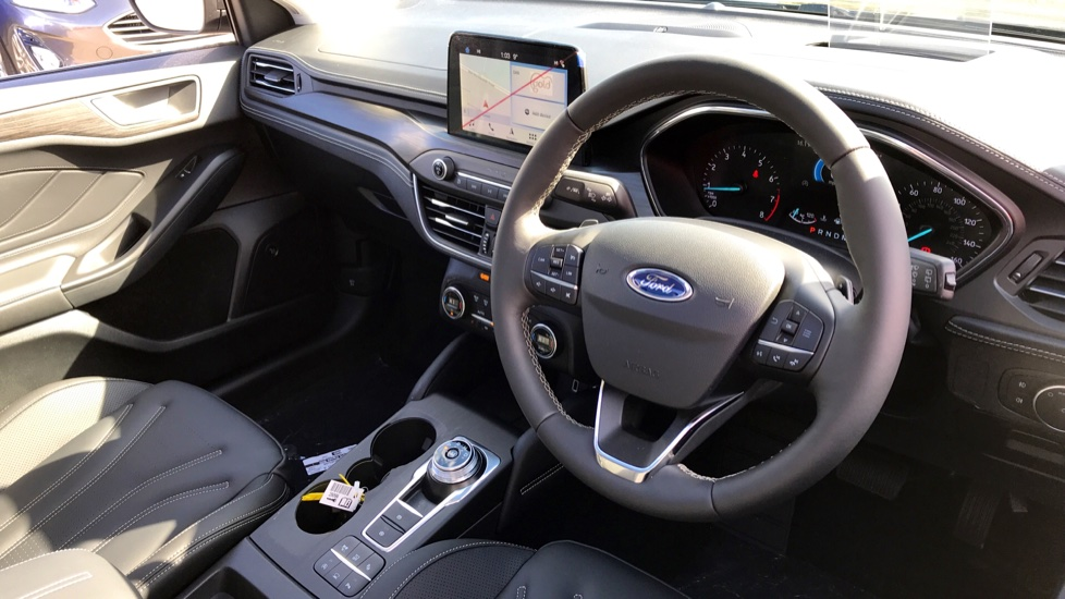 Ford Focus Vignale 1.0 EcoBoost 125 5dr Auto image 10