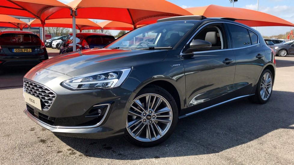 Ford Focus Vignale 1.0 EcoBoost 125 5dr Auto image 3