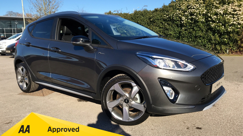 Ford Fiesta Active X 1 0t Ecoboost 125ps Euro 6 2 6 Speed 5 Door Hatchback 2019 At Ford Ashford