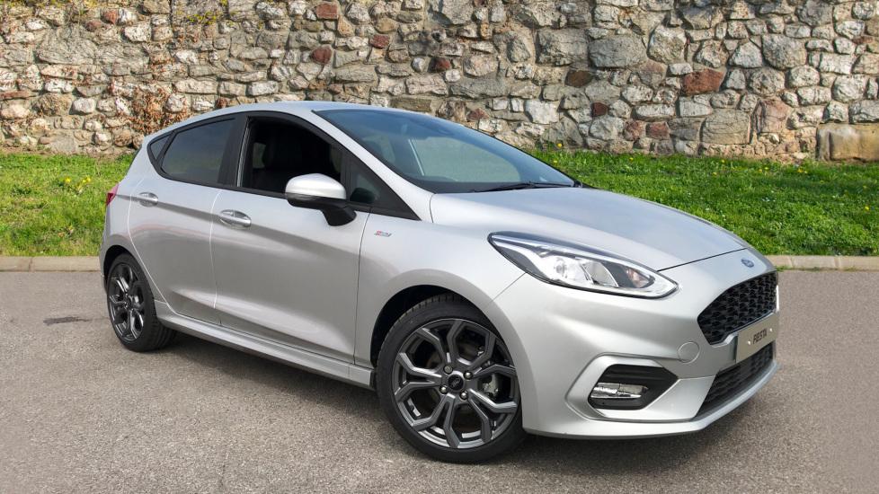 Ford Fiesta 1.0 EcoBoost 140 ST-Line X 5dr Hatchback (2019) image