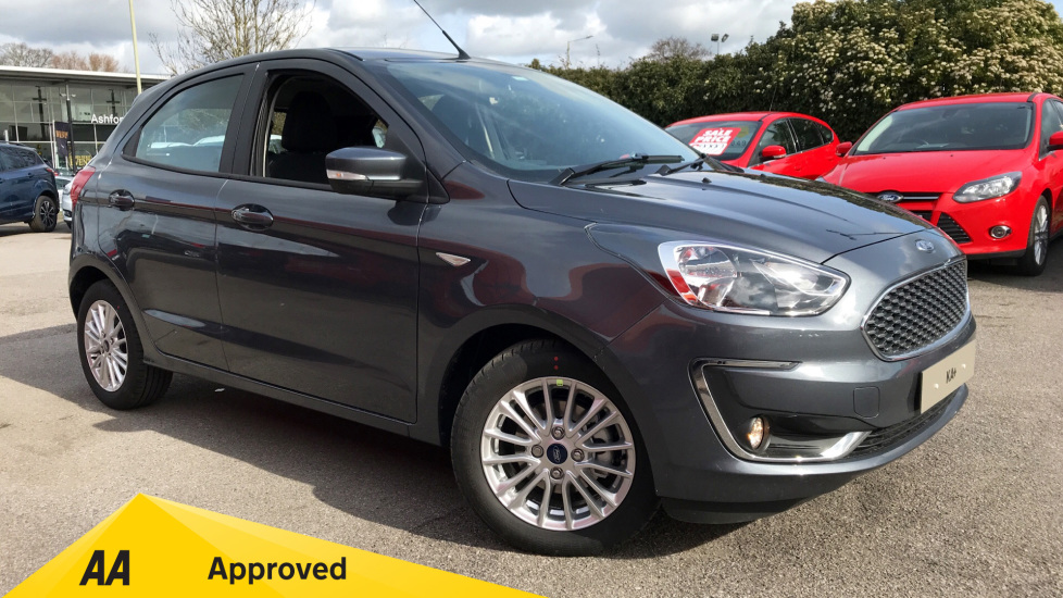 Ford KA Plus 1.2 85 Zetec 5dr Hatchback (2019) at Ford Ashford thumbnail image