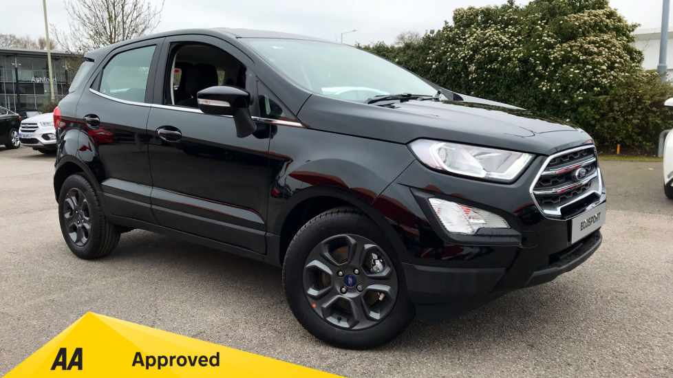 Ford EcoSport Zetec Less SVP 1.0 EcoBoost 125PS  Automatic 5 door Hatchback (2019)