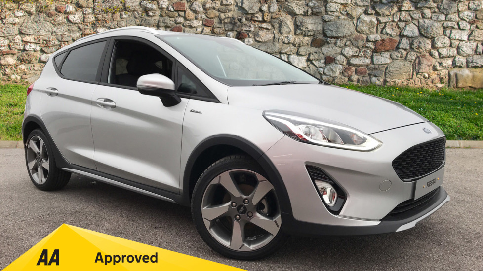 Ford Fiesta Active 1 1.0T EcoBoost 125PS 6 Speed  5 door Hatchback (2019)