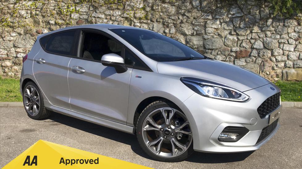 Ford Fiesta 1.0 EcoBoost ST-Line X 5dr Hatchback (2019)