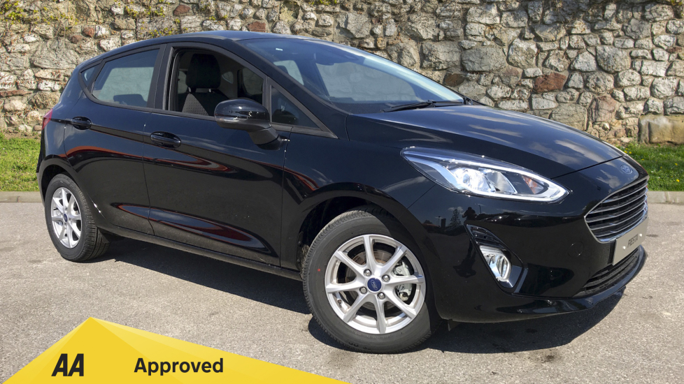 Ford Fiesta 1.0 EcoBoost Zetec Powershift Automatic 5 door Hatchback (2019)