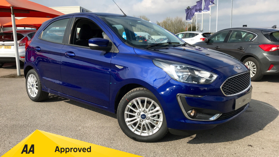 Ford KA Plus 1.2 85 Zetec 5dr Hatchback (2019) available from Preston Motor Park Fiat and Volvo thumbnail image