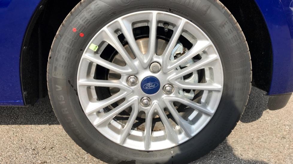 Ford KA Plus 1.2 85 Zetec 5dr image 8