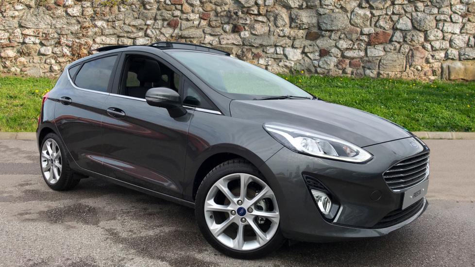 Ford Fiesta NEW FIESTA TITANIUM 1.0EB 100PS AUT 5D Automatic 5 door Hatchback (2019)