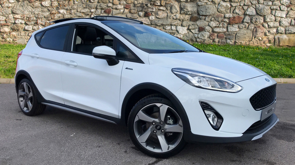 Ford Fiesta 1.0 EcoBoost 140 Active X 5dr Hatchback (2020) at Ford Ashford thumbnail image