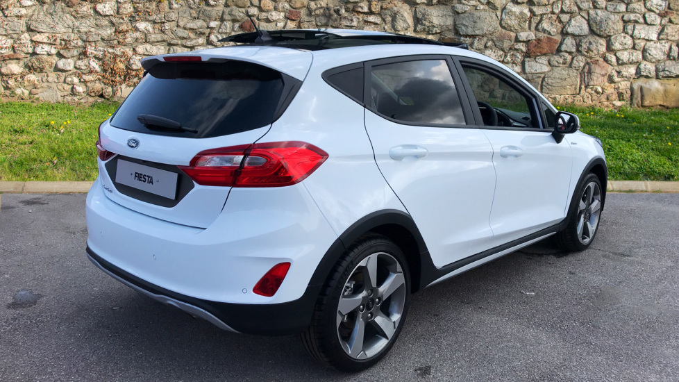 Ford Fiesta 1.0 EcoBoost 140 Active X 5dr image 5