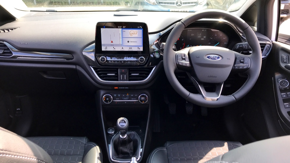 Ford Fiesta 1.0 EcoBoost 140 Active X 5dr image 20