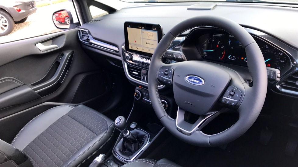 Ford Fiesta 1.0 EcoBoost 140 Active X 5dr image 10