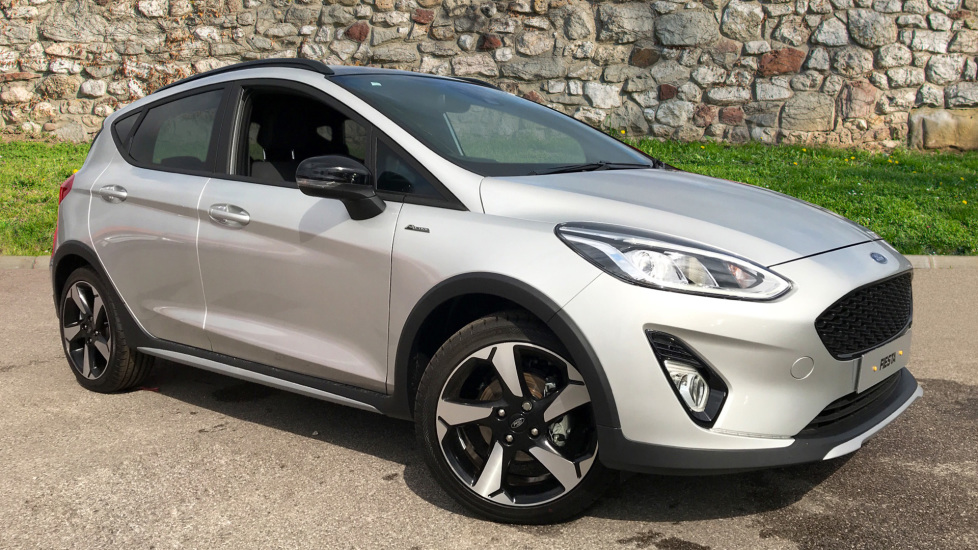 Ford Fiesta Active BO 1.0T EcoBoost 100PS with Start/Stop 6 Speed  5 door Hatchback (2019)