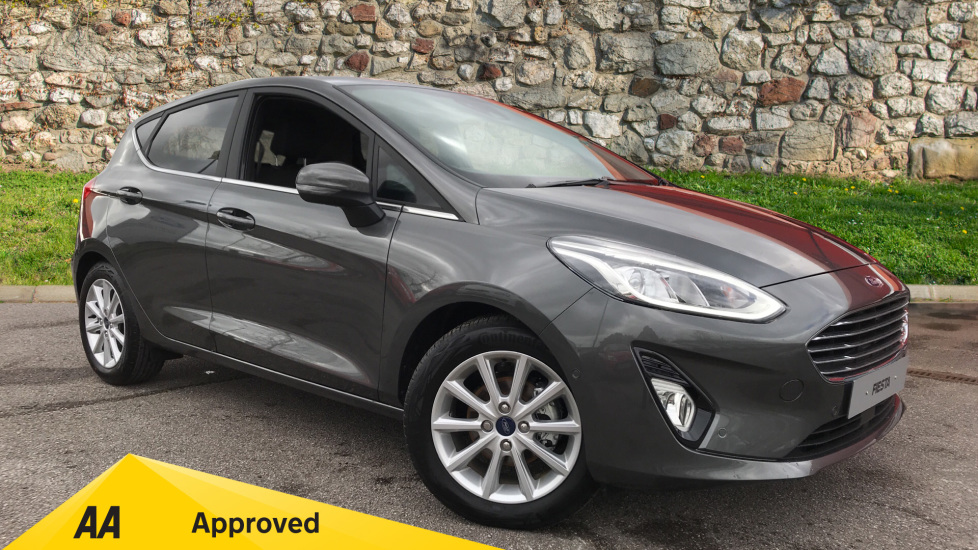 Ford Fiesta Titanium 1.0T EcoBoost 100PS 6 Speed 5 door Hatchback (2020)
