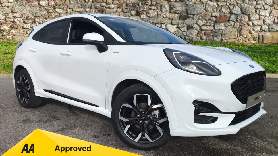Ford New Puma ST-Line X 1.0L Ford EcoBoost Hybrid (mHEV) 125PS 6 Speed 6 Speed 2020.25 MY 5 door Hatchback (20MY)