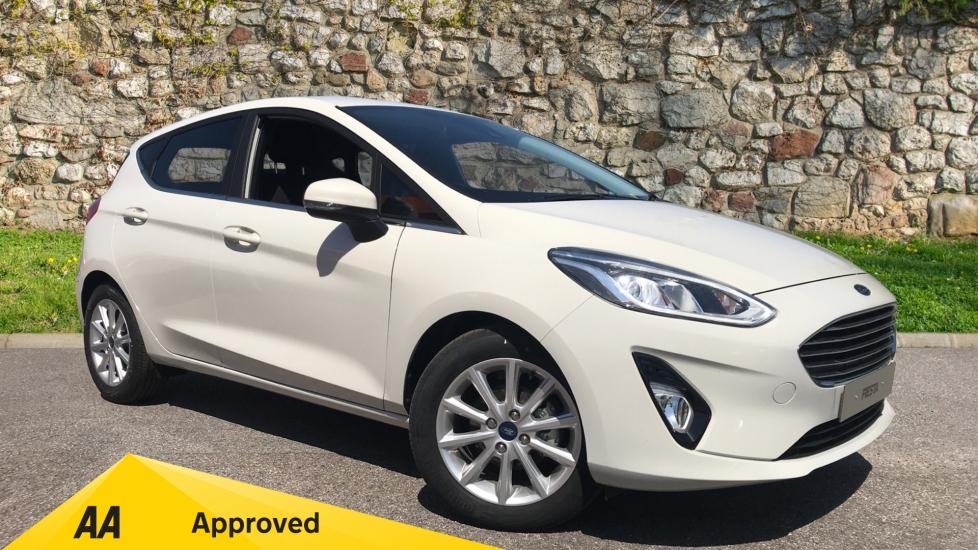 Ford Fiesta Titanium 1.0T EcoBoost 100PS with Start/Stop 6 Speed  5 door Hatchback (2020)