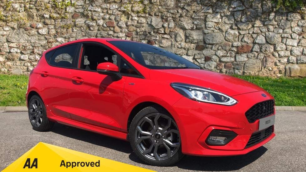Ford Fiesta ST-Line 1.0T EcoBoost 100PS 5 door Hatchback (2020)