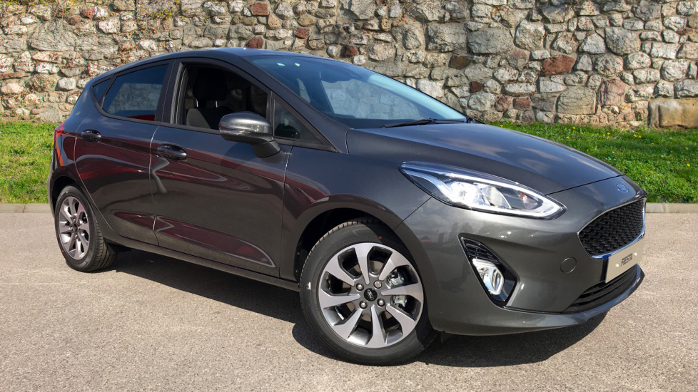 Ford Fiesta Trend 1.1 Ti-VCT 85ps 5dr Hatchback (2019) at Ford Ashford thumbnail image