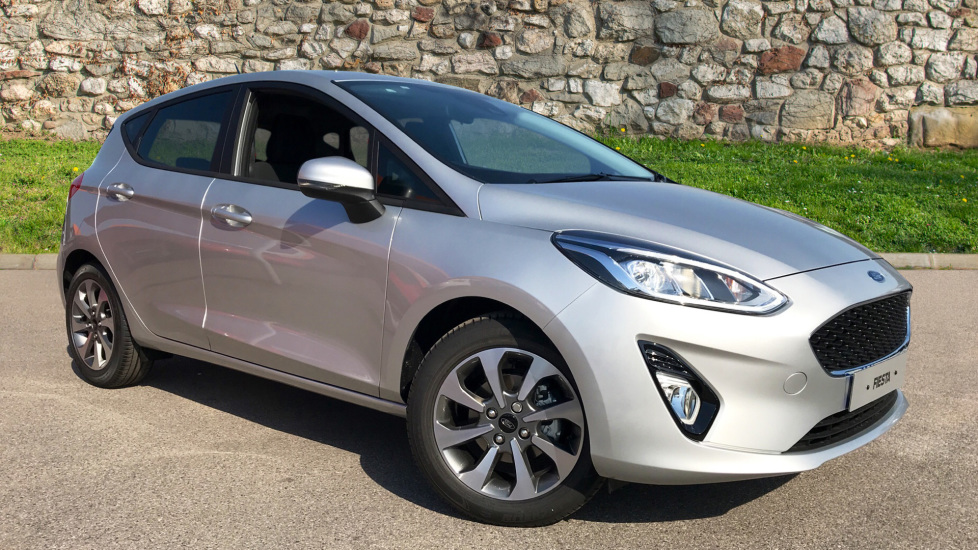 Ford Fiesta Trend 1.1 Ti-VCT 85ps 5dr Hatchback (2019)