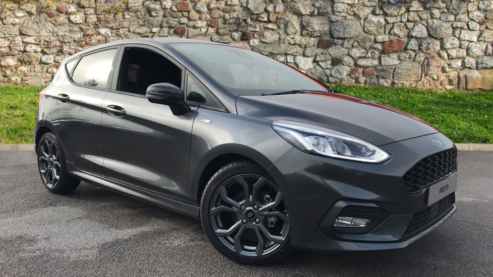 Ford Fiesta ST-Line 1.0T EcoBoost 140PS 5 door Hatchback (2019)