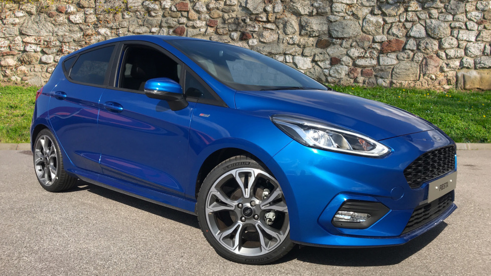 Ford Fiesta ST-Line X 1.0T EcoBoost 140PS 6 Speed 5 door Hatchback (2019)