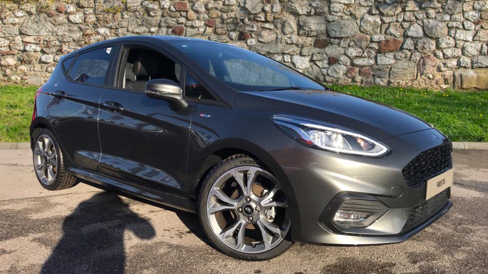 Ford Fiesta ST-Line X 1.0T EcoBoost 140PS 6 Speed 5 door Hatchback (2019)