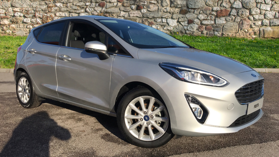 Ford Fiesta Titanium 1.0T EcoBoost 125PS 6 Speed 5 door Hatchback (2019)
