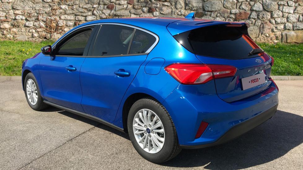 Ford Focus 1.0 EcoBoost 125 Titanium 5dr image 7