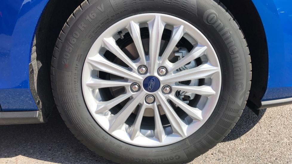 Ford Focus 1.0 EcoBoost 125 Titanium 5dr image 8
