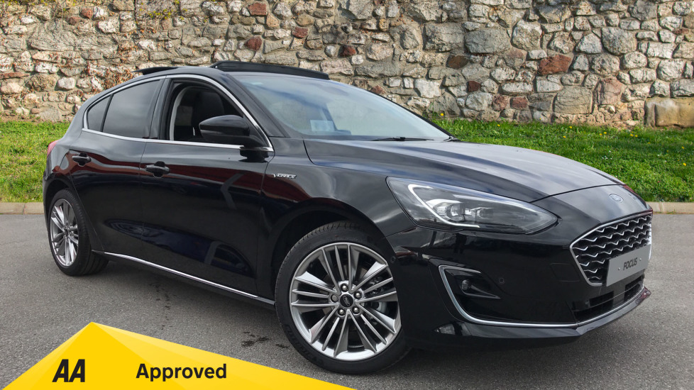 Ford Focus Vignale 1.5L Ford EcoBoost 182PS 8 Speed Automatic 5 door Hatchback (2020)