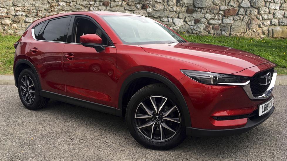 Mazda CX-5 2.2d Sport Nav 5dr Diesel Automatic Estate (2018) image