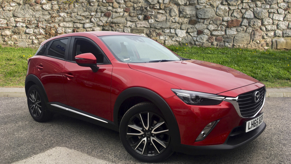 Mazda CX-3 2.0 Sport Nav Automatic 5 door Hatchback (2015) image