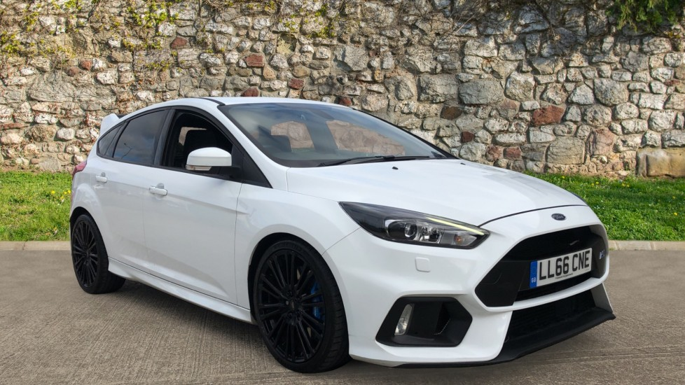 Ford Focus RS 2.3 EcoBoost 5dr with Reverse Camera and Xenon Headlights Hatchback (2016) image
