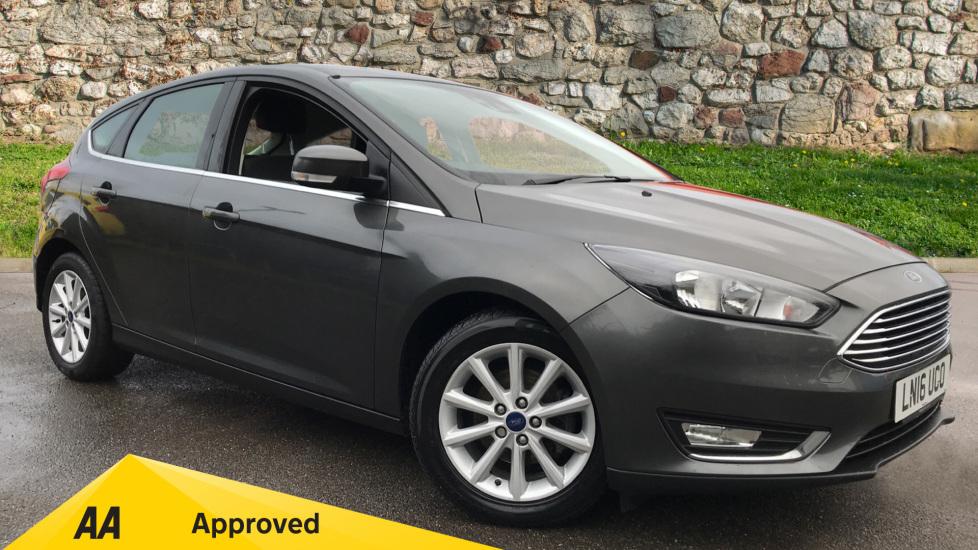Ford Focus 1.0 EcoBoost Titanium [Nav] 5dr Hatchback (2016) image