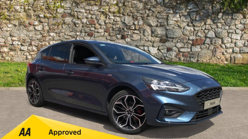 Ford Focus ST-Line X 1.0L Ford EcoBoost 125PS 8 Speed Automatic 5 door Hatchback