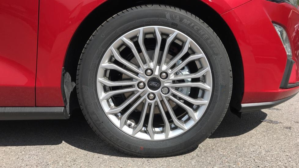 Ford Focus 1.0 EcoBoost Hybrid mHEV 125 Titanium X Ed 5dr image 8