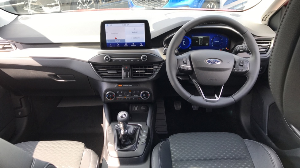 Ford Focus 1.0 EcoBoost Hybrid mHEV 125 Titanium X Ed 5dr image 11