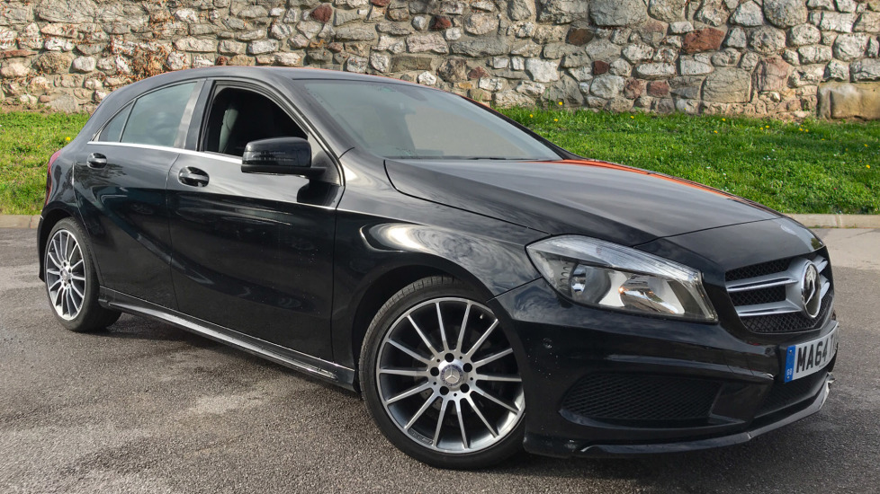 Mercedes-Benz A-Class A200 [2.1] CDI AMG Sport Diesel Automatic 5 door Hatchback (2014) image