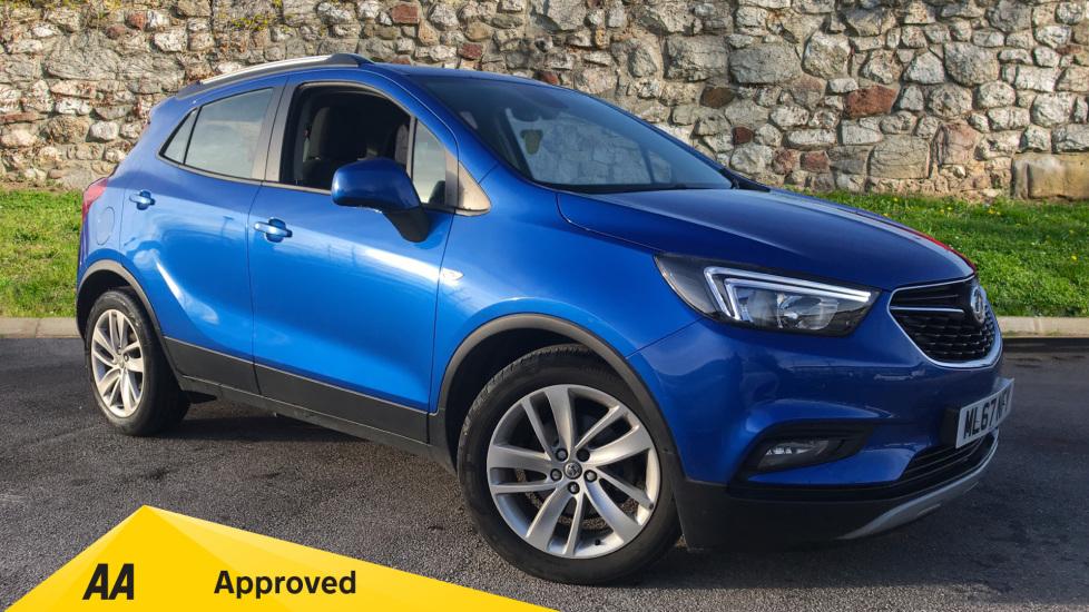 Vauxhall Mokka X 1.4T Design Nav Automatic 5 door Hatchback (2017)