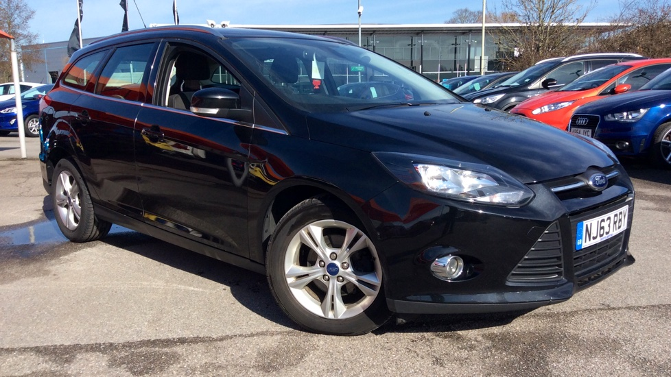 Ford Focus 16 Tdci 115 Zetec 5dr Diesel Estate 2013 Nj63rby Rhmotorparkscouk: Ford Focus Pcm Location Besides Ranger 3 0 At Elf-jo.com