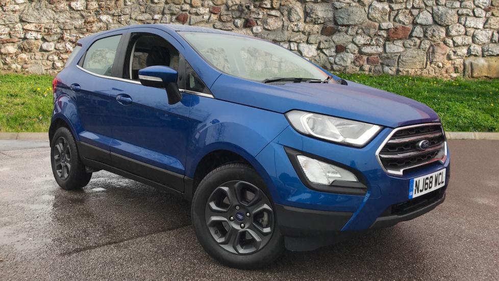 Ford EcoSport 1.0 EcoBoost 125 Zetec 5dr Hatchback (2018) image