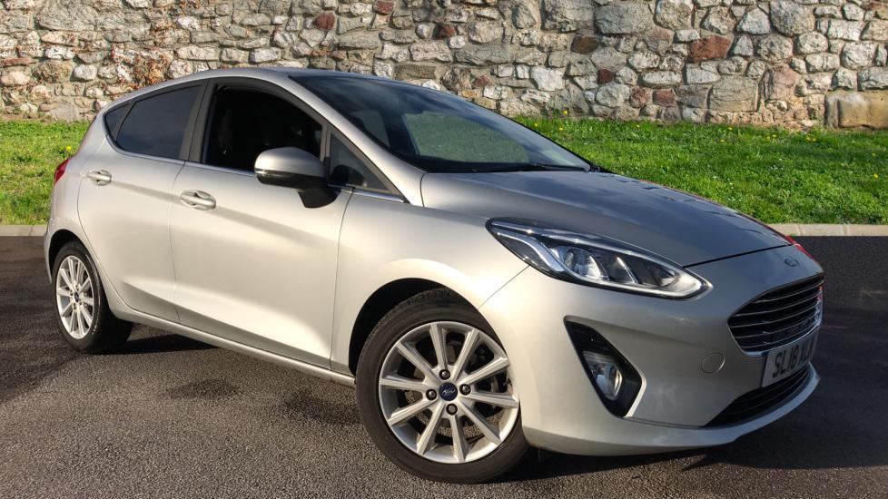 Ford Fiesta 1.0 EcoBoost Titanium [Nav] Powershift Automatic 5 door Hatchback (2018)