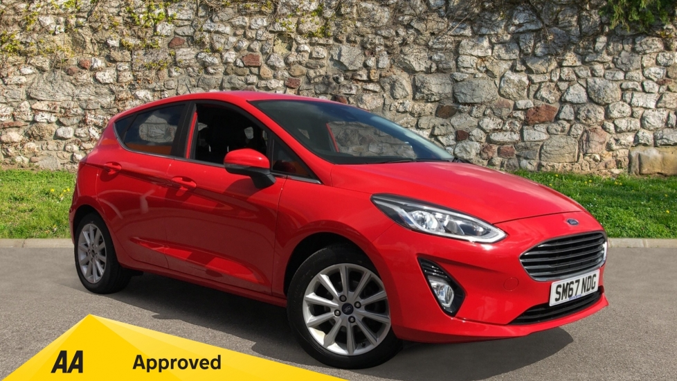 Ford Fiesta 1.0 EcoBoost 125 Titanium X 5dr - Bang and Olufsen Sound System, Rear View Camera image 1