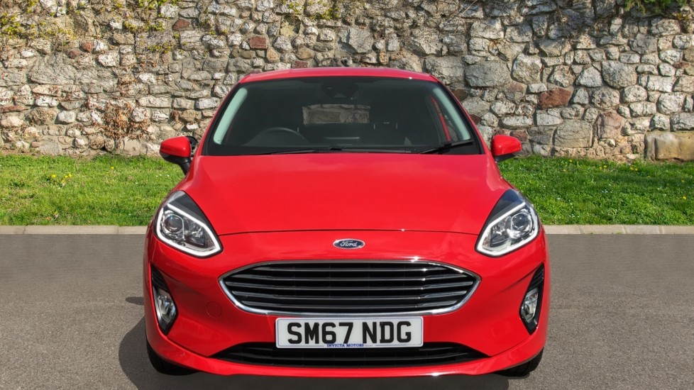 Ford Fiesta 1.0 EcoBoost 125 Titanium X 5dr - Bang and Olufsen Sound System, Rear View Camera image 2