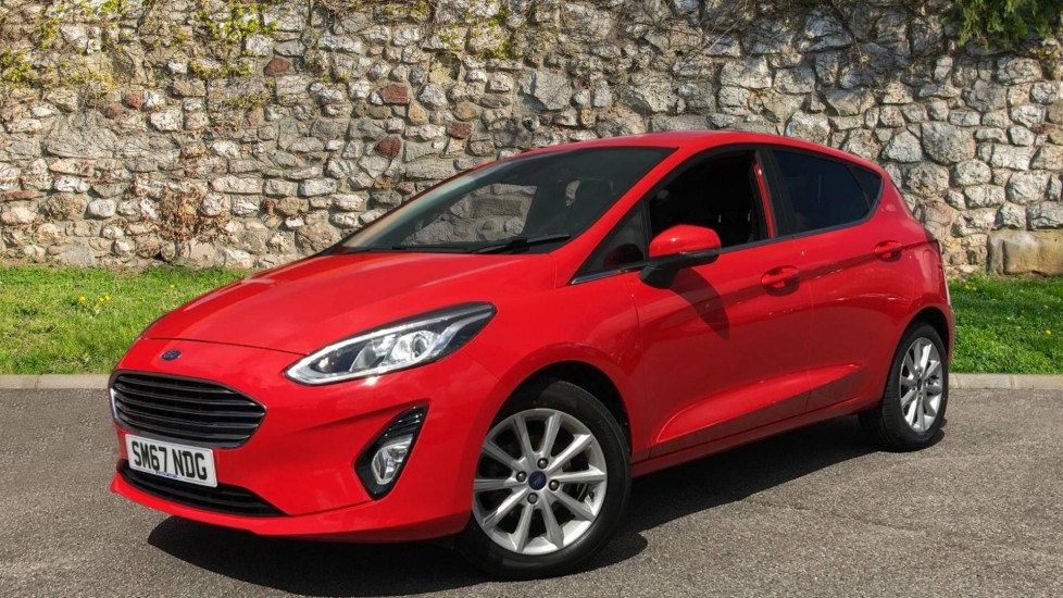 Ford Fiesta 1.0 EcoBoost 125 Titanium X 5dr - Bang and Olufsen Sound System, Rear View Camera image 3