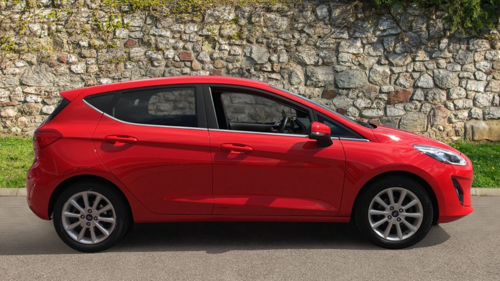 Ford Fiesta 1.0 EcoBoost 125 Titanium X 5dr - Bang and Olufsen Sound System, Rear View Camera image 4